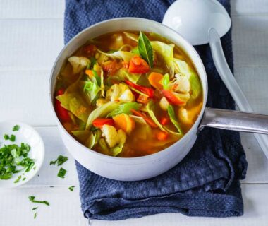 Soups Diets With Regard To Fast Weight Reduction