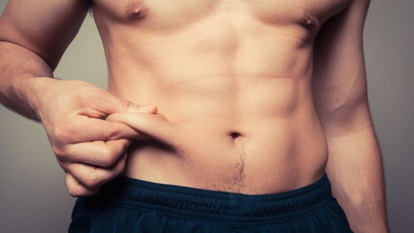 You aren't obtaining sufficient body fat