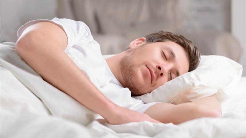 You aren't obtaining sufficient rest