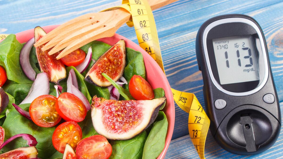 Closer view of Diabetes